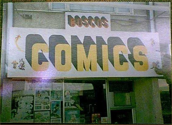 BOSCOS sign 1985a